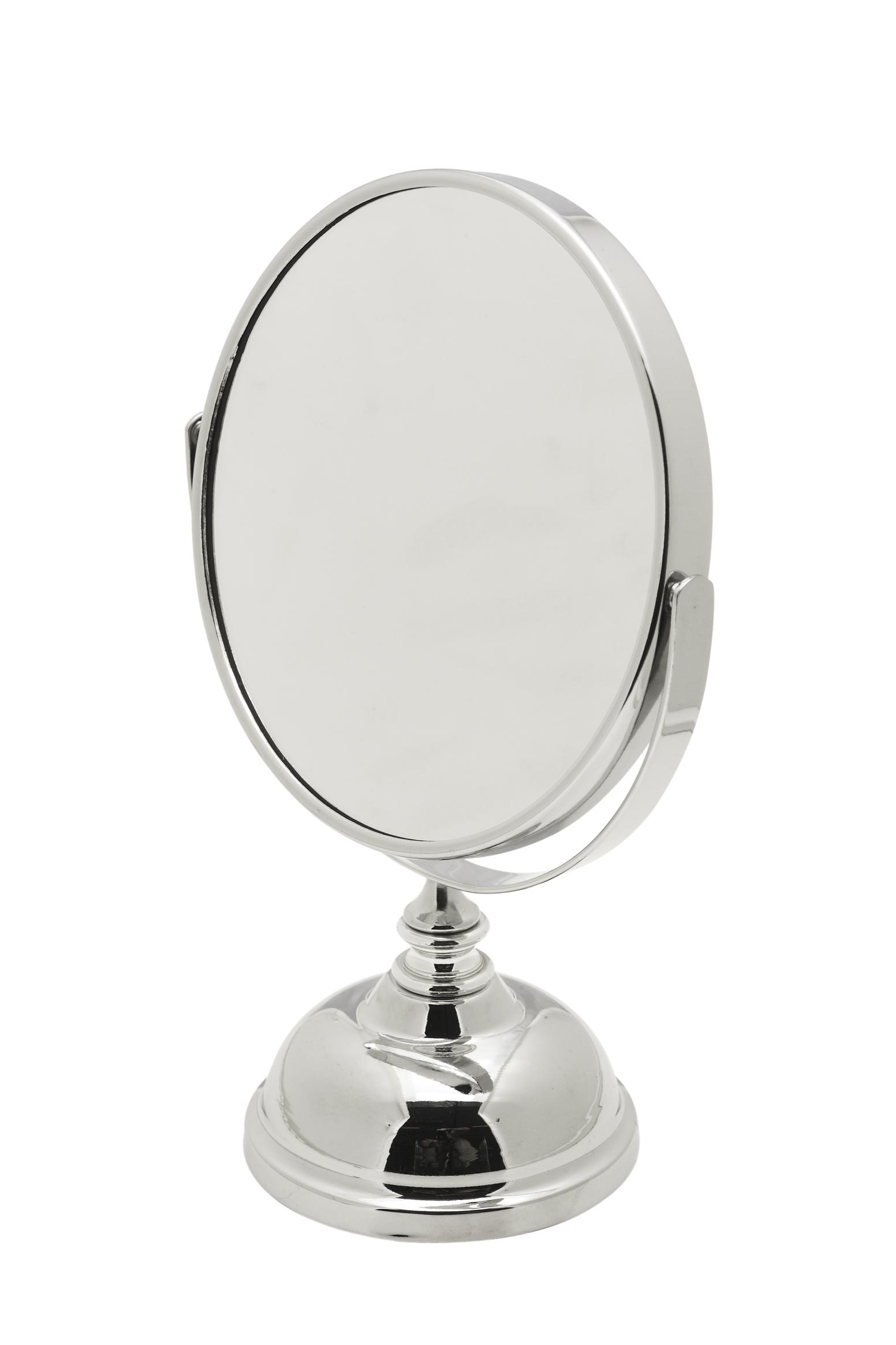 Specchio da appoggio in acciaio lene bjerre shop bottega delle idee - Specchio da appoggio ...