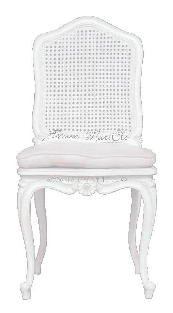 Sedia con paglia di vienna collezione maria antonietta for Sedia design paglia di vienna