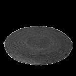 tappeto-rotondo-nero